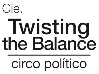 Twisting the balance Logo